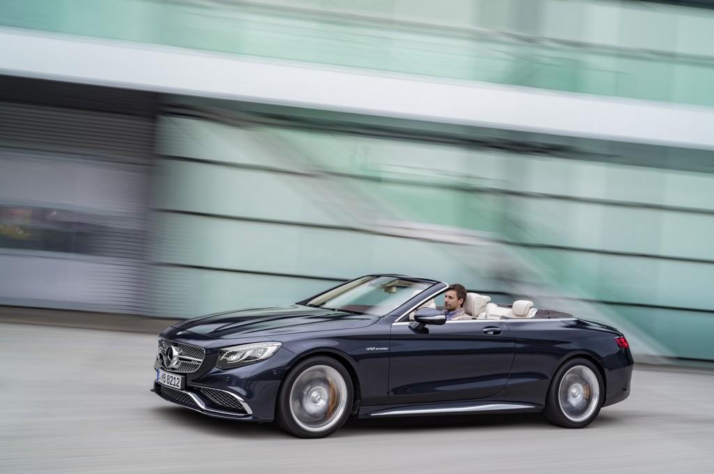 Mercedes-AMG S 65 2015