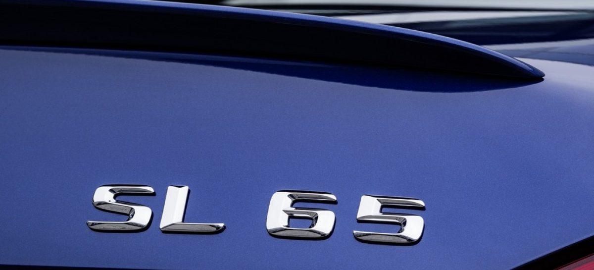Новый Mercedes-Benz SL: обзор модели