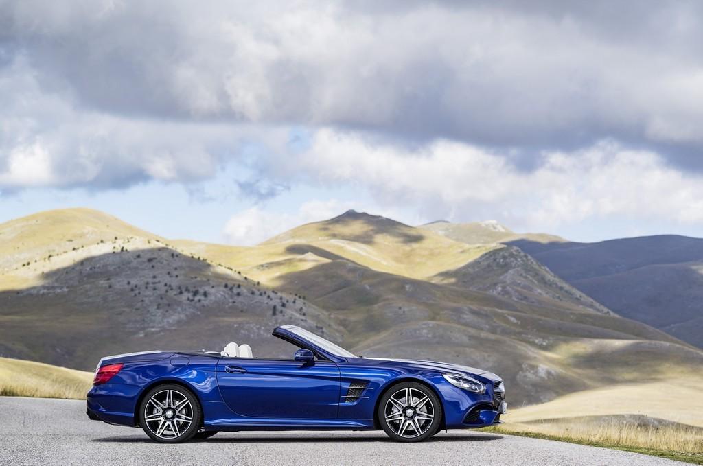 Mercedes SL 500 2015