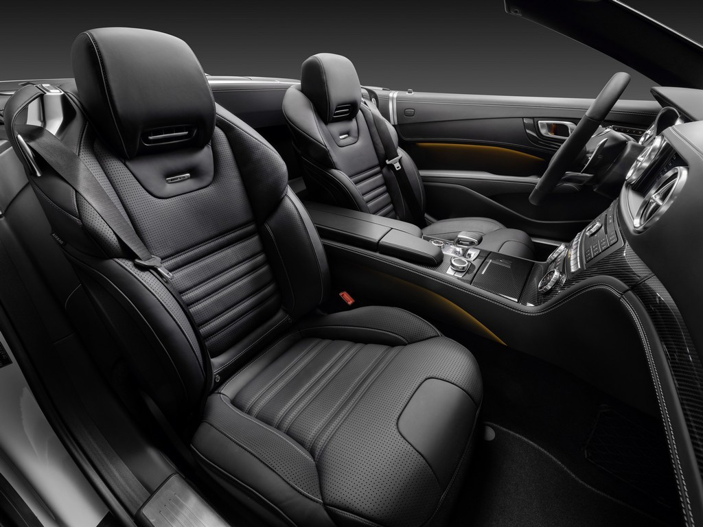 Mercedes-AMG SL 63 2015