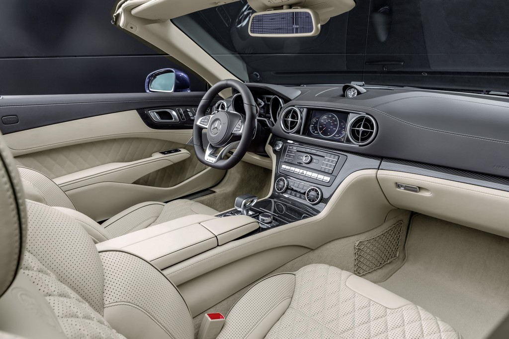 Mercedes-AMG SL 65 2015