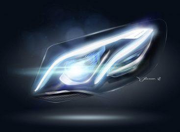 Интерьер нового Mercedes E-Class