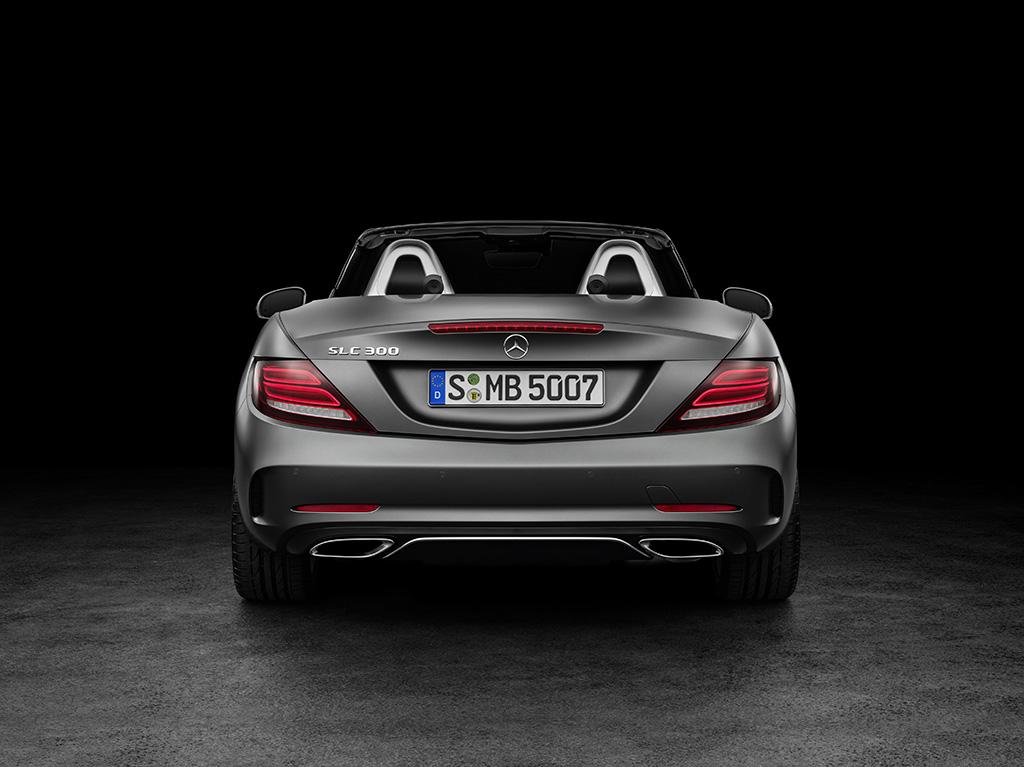 Mercedes-Benz SLC 300 2016