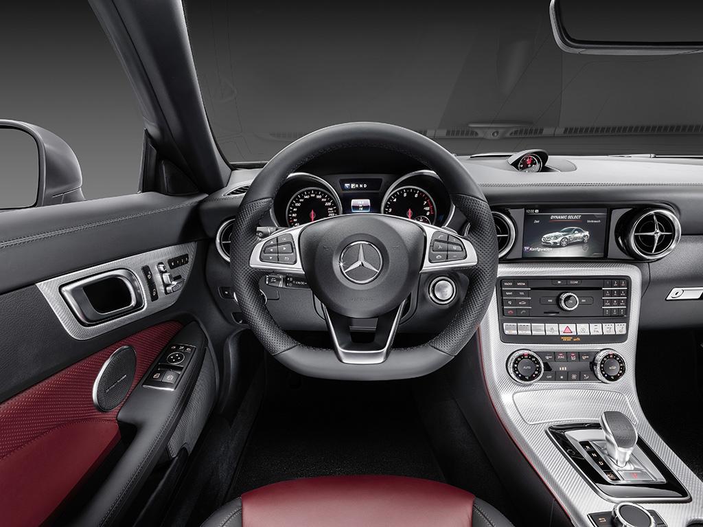 Mercedes SLC 300 2016