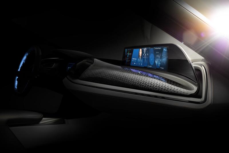 Новый концепткар BMW Vision Car