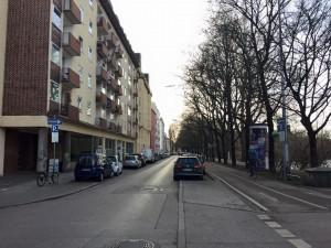 Парковки в Мюнхене