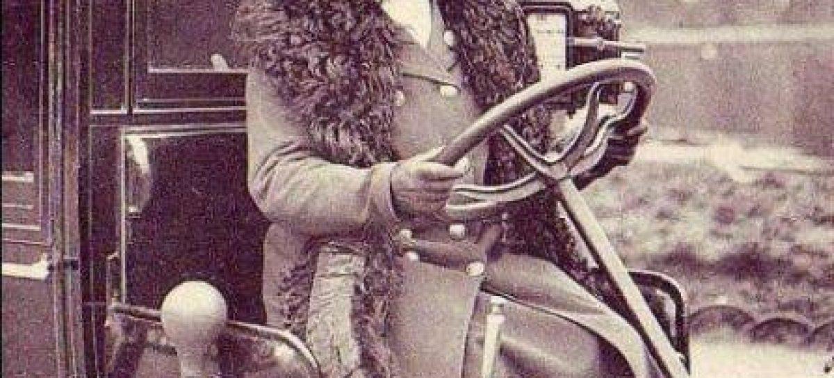 Мадам за рулем