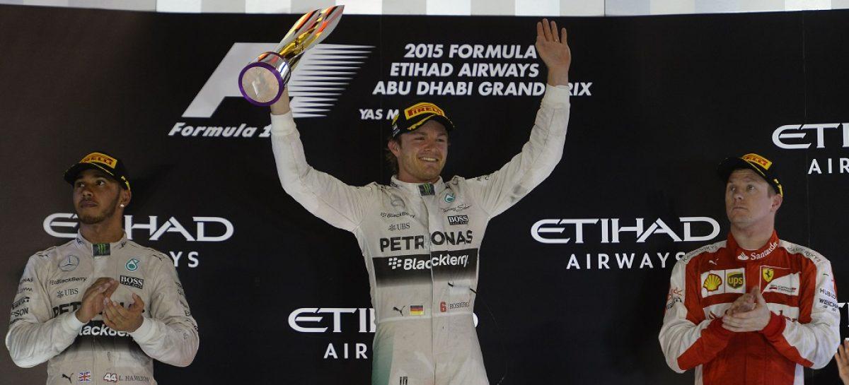Гран-При Абу-Даби: Mercedes против Ferrari