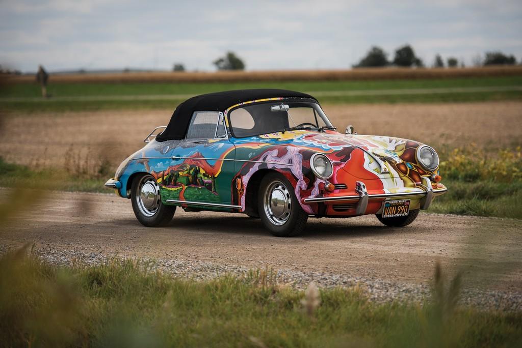 Porsche 356C Дженис Джоплин