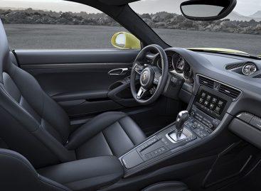 Porsche 911 – ярче и мощнее