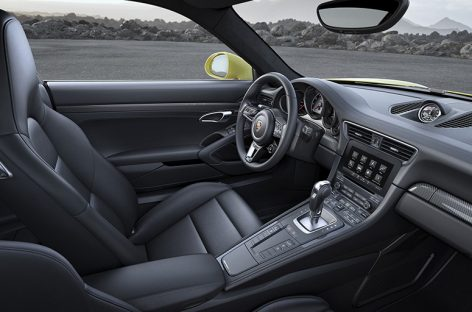 Porsche 911 — ярче и мощнее