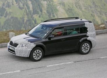 Стало известно название для новой модели Skoda