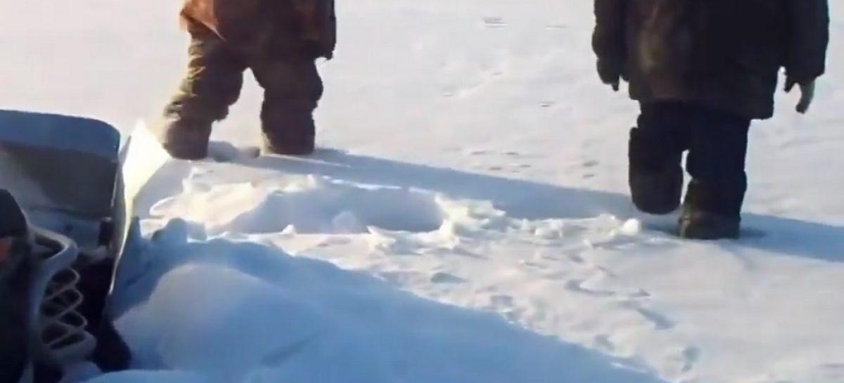 Снегоуборщик на базе Нивы