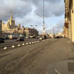 Мосробот расскажет о перекрытиях дорог