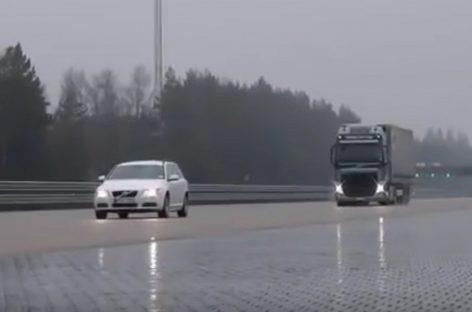 Volvo крут