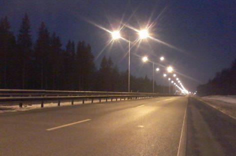 Новая Ленинградка пустует