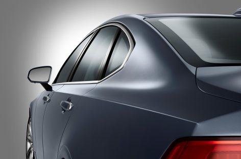 Volvo выводит на рынок новый седан