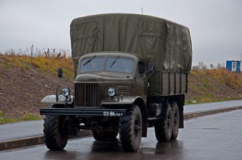 Тест-драйв ЗиЛ-157КД: 800 тысяч километров для пяти карданов