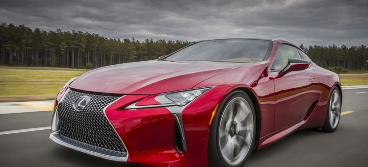 Lexus вернул себе EyesOn Design Award