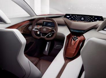 Новая философия дизайна Acura