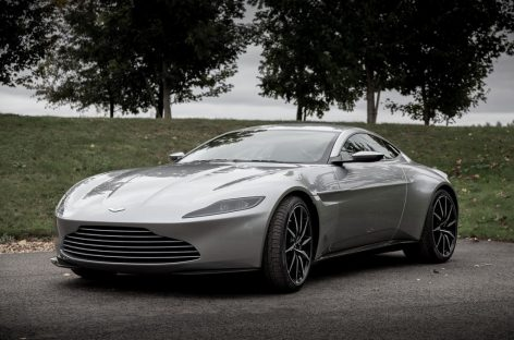 Aston Martin предъявили иск на 100 млн долларов