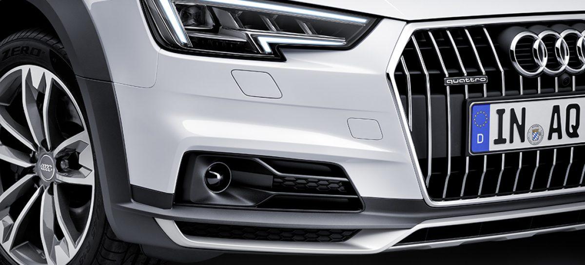 Audi начинает год с двух мировых премьер