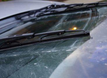 В Москве начали воровать автозапчасти