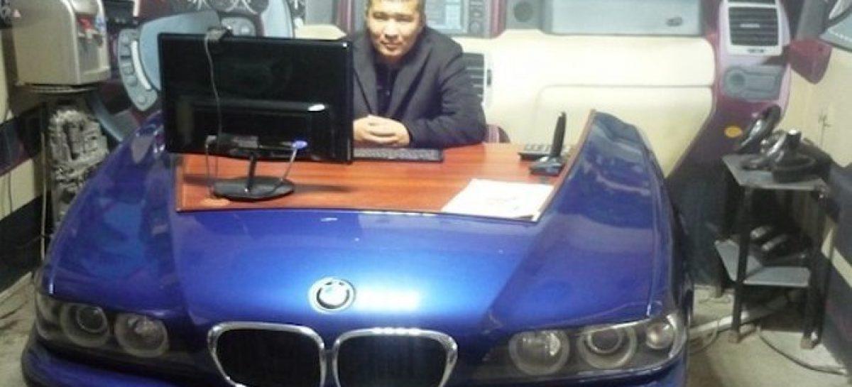 Стол из BMW