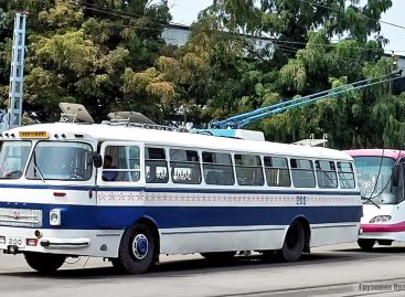 Эти таинственные корейские троллейбусы