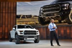 Ford Fusion и F-150 Raptor SuperCrew: дебют в Детройте