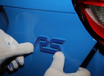 Ford запускает производство нового Focus RS