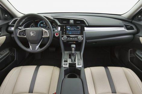 Honda Civic стал Автомобилем года