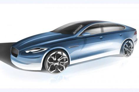 Для Jaguar XJ готовится замена