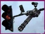 Несколько видеокамер на подмосковных трассах заменят муляжами