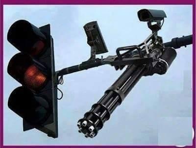К камерам и светофорам