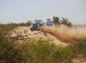 Жестокая жара Дакара