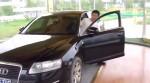 Как паркуются в Китае