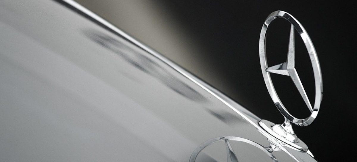 Великая годовщина Mercedes