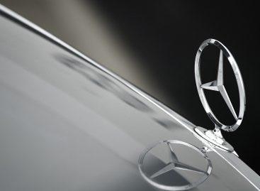 Поздравление от Mercedes