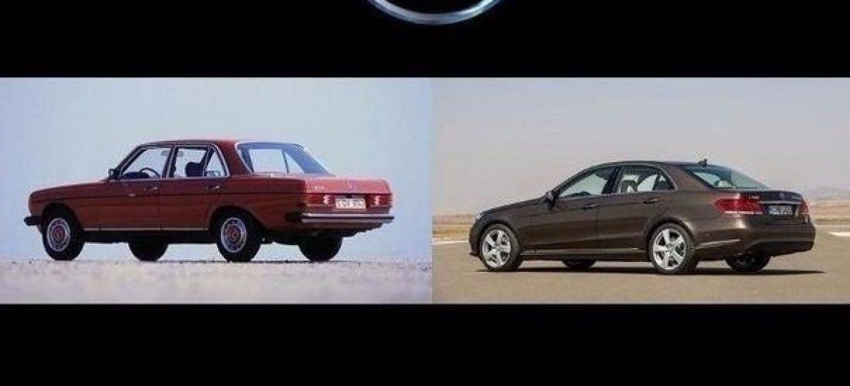 От Mercedes до… Mercedes
