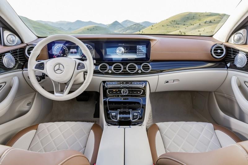 Mercedes E-Class 2017