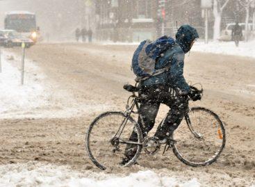 В Москве пройдет зимний велопарад