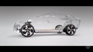 Презентация концепта Faraday Future