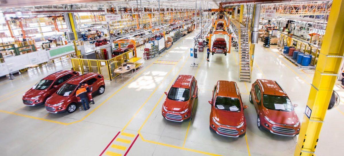 Ford EcoSport получает российские двигатели