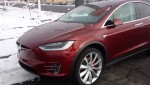 Первые впечатления от Tesla Model X