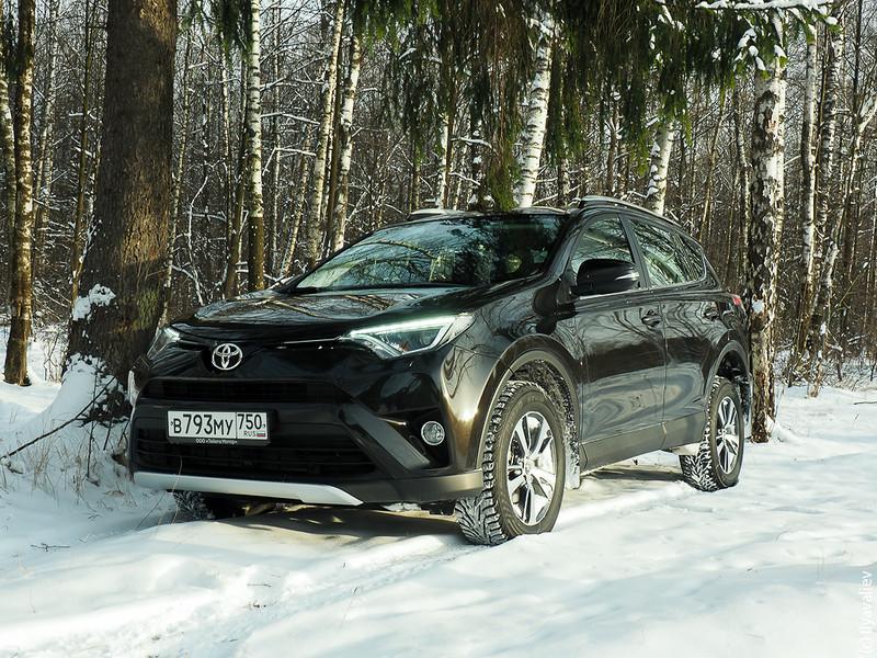 Toyota RAV 4 2015