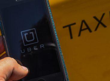 Водители такси протестуют