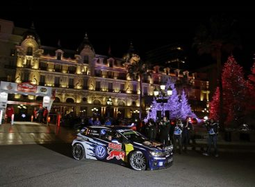 Volkswagen подготовил оптимизированный Polo R WRC
