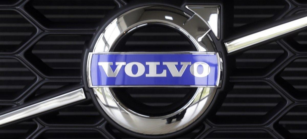 Кузовной ремонт транспортного средства марки Volvo