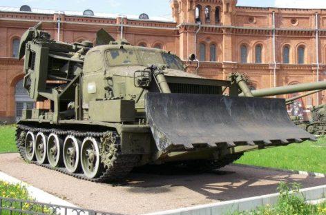 Военная инженерная техника